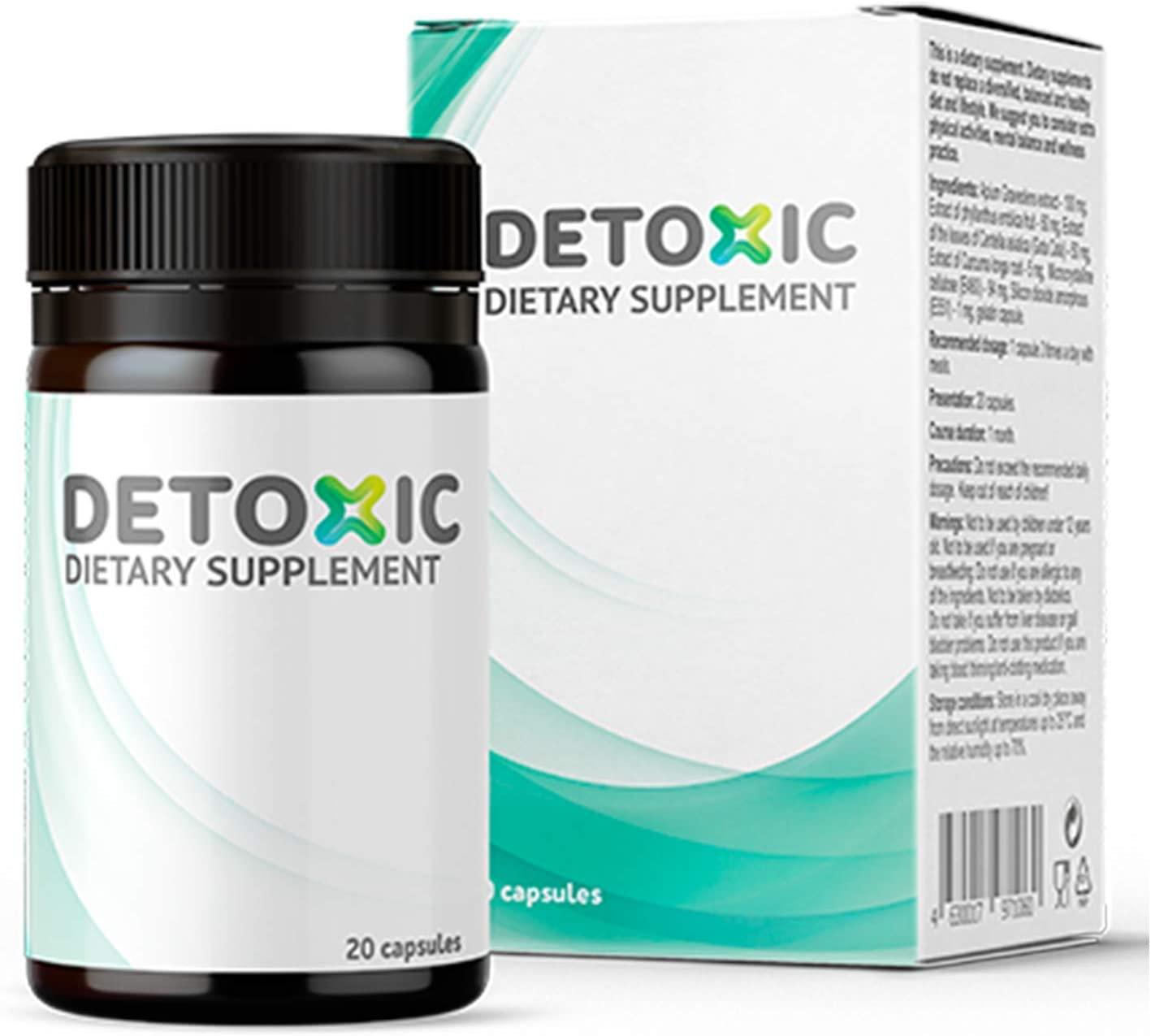 Detoxic en farmacia en España