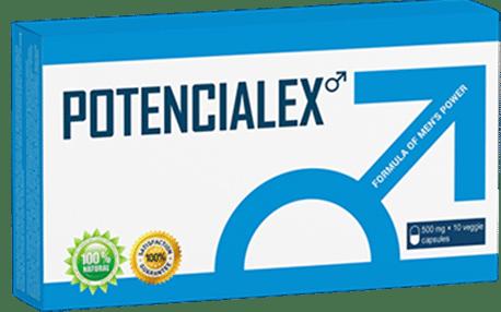 Potencialex en farmacia en España