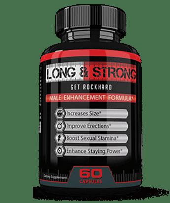 Long&Strong en farmacia en España