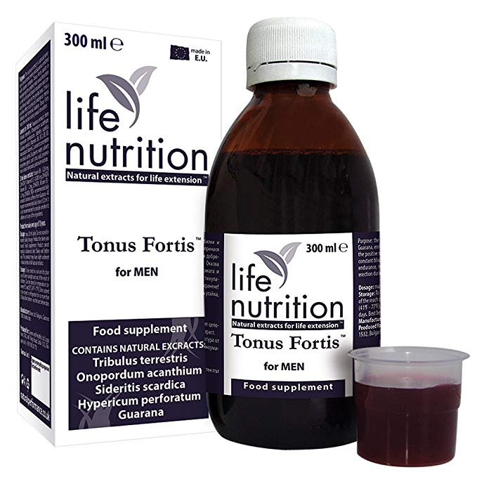 Tonus Fortis en farmacia en España