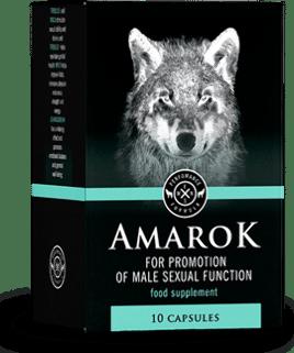 Amarok en farmacia en España