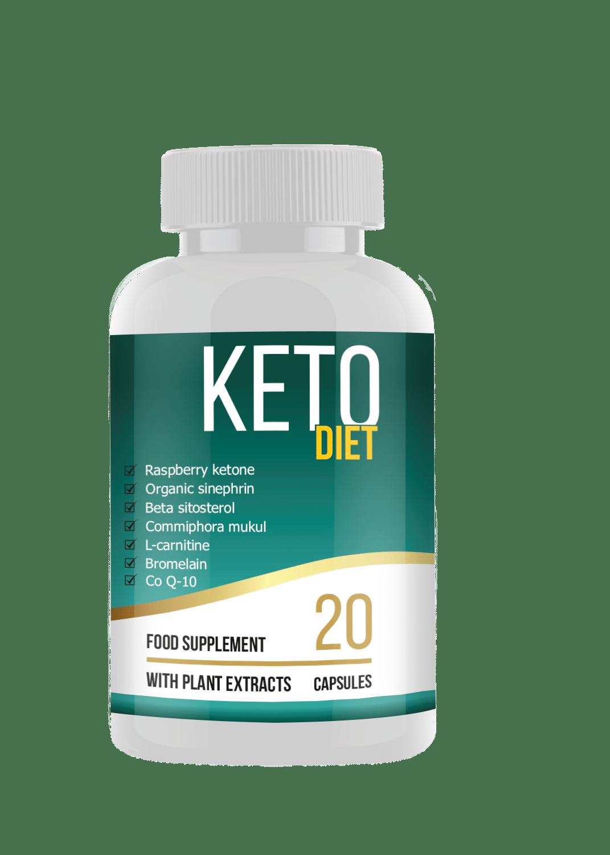 Keto Diet en farmacia en España