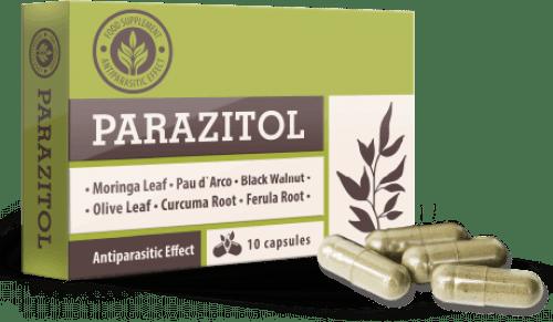 Parazitol en farmacia en España