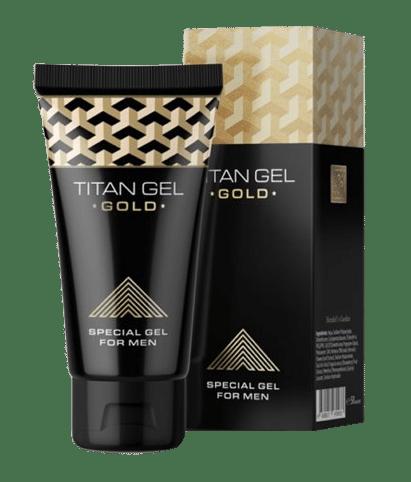 Titan Gel Gold en farmacia en España