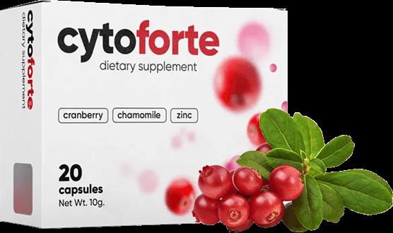 Cyto Forte en farmacia en España