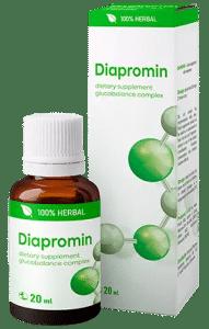 Diapromin en farmacia en España