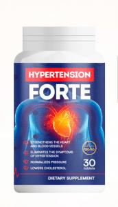 Hypertension Forte en farmacia en España