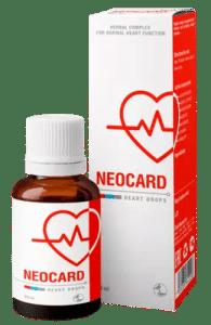 Neocard en farmacia en España