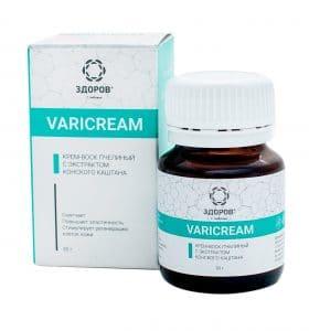 VariCream en farmacia en España