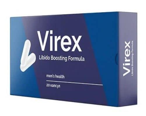 Virex en farmacia en España