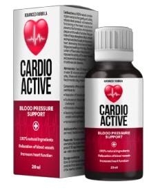 CardioActive en farmacia en España