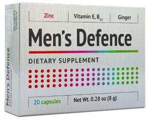 Mens Defence en farmacia en España