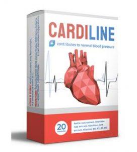 Cardiline en farmacia en España