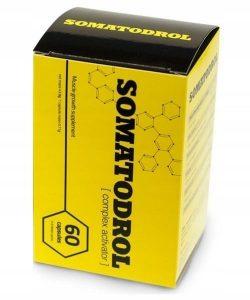 Somatodrol en farmacia en España