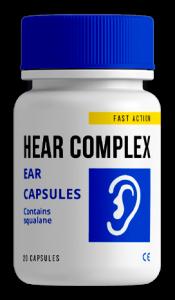 Hear Complex en farmacia en España