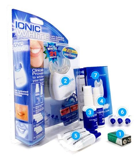 IonicWhite en farmacia en España