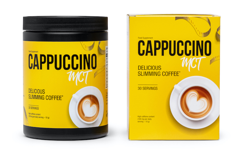 Cappuccino MCT en España