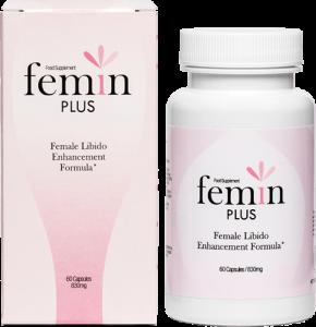 Femin Plus en farmacia en España