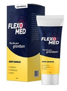 Flexomed en farmacia en España