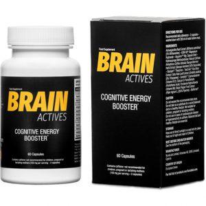 Brain Actives en farmacia en España