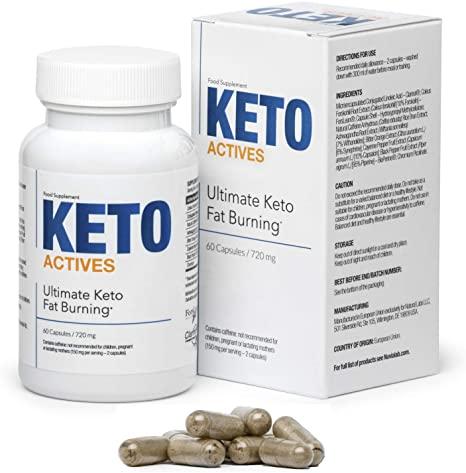 Keto Actives en España