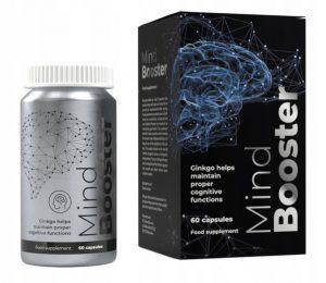 Mind Booster en farmacia en España