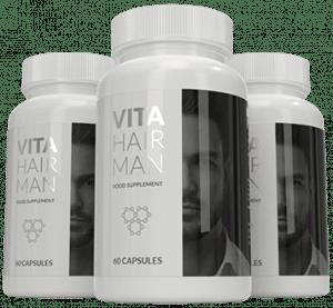 VitaHairMan en farmacia en España