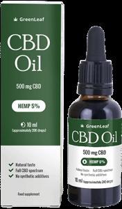 Green Leaf CBD Oil en farmacia en España
