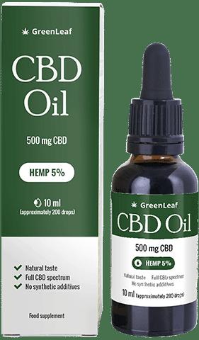 Green Leaf CBD Oil en España