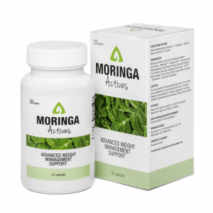Moringa Actives en farmacia en España